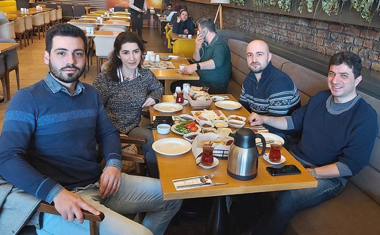Tuzla Şubemiz ile Kahvaltı Sabahı