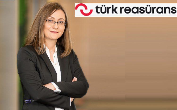 Türk Reasürans'ta Önemli Atama: Genel Müdür Yardımcısı Ebru Kır
