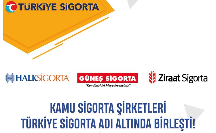 Kamu Şirketleri Türkiye Sigorta Adı Altında Birleşti