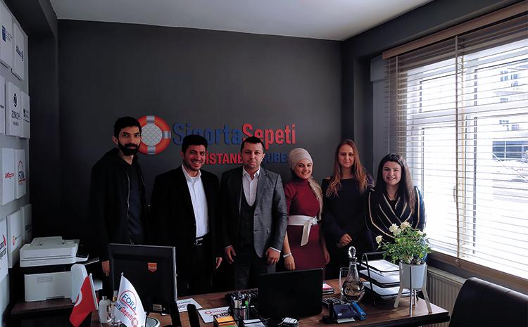 Yükselişte Olan İstanbul Şubemizi Ziyaret Ettik