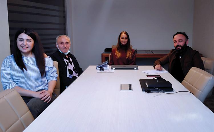 Osman Bey ile Çerkezköy Şubesi açılış kararını aldık